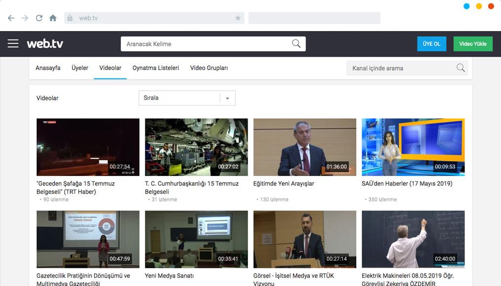 Eğitim web.tv